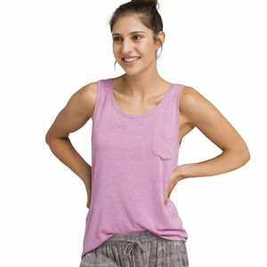 Prana Foundation Scoop Neck Tank Top - Women's