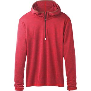 Prana Hardesty Hooded 1/4-Zip Pullover - Men's