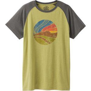 Prana Sunset Raglan T-Shirt - Short-Sleeve - Men's