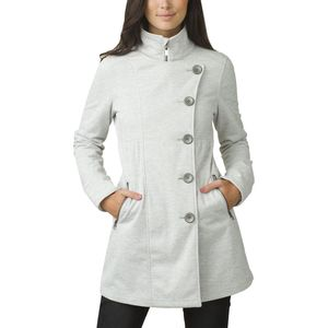 Prana Martina Long Heathered Jacket - Women's