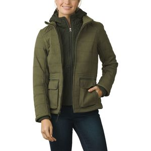Prana Halle Insulated Hooded Jacket - Women's