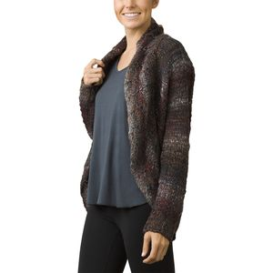 Prana Rosewood Wrap Sweater - Women's