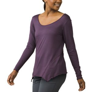 Prana Sasha X-Back Top - Long-Sleeve - Women's