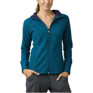 Prana Rockaway Hooded Fleece Jacket - Women's