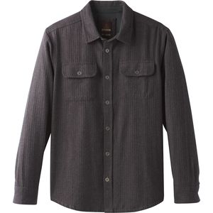 Prana Lybek Flannel Shirt - Men's