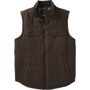 Prana Colewood Wool Vest - Men's