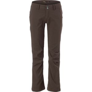 Prana Halle Pant - Coffee Bean - Women's