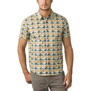 Prana Graden Short-Sleeve Shirt - Men's