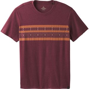 Prana Garrity Short-Sleeve Crew T-Shirt - Men's