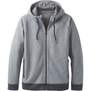 Prana Halgren Tech Fleece Full-Zip Hoodie - Men's