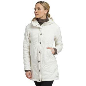 Prana Diva Long Hooded Jacket - Women's