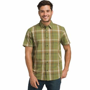 Prana Benton Short-Sleeve Shirt - Men's