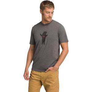Prana Bear Hug Journeyman T-Shirt - Men's