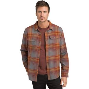 Prana Lybek Tall Flannel Shirt - Men's