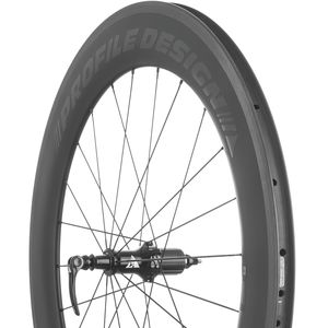 Profile Design 78 TwentyFour Carbon Clincher Wheel V2