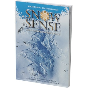 Book: Snow Sense Avalanche Book