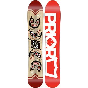 Prior Spearhead Snowboard
