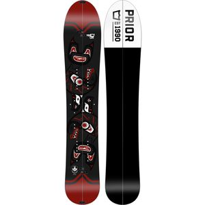 Prior Spearhead XTC Carbon Splitboard