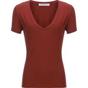 Project Social T Billy V-Neck Short-Sleeve Shirt - Women's