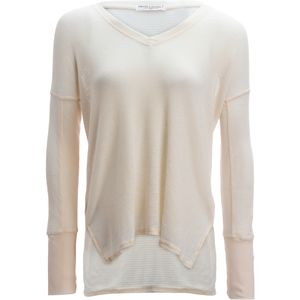 Project Social T Sawyer Burnout Thermal Shirt - Women's