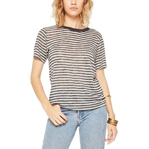 Project Social T Ace Striped Ringer Top - Women's