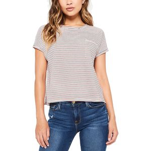 Project Social T Freddie Americana Striped T-Shirt - Women's