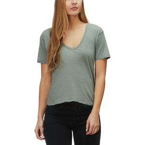 Project Social T Softest V-Neck Top - Women's