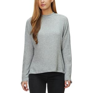 Project Social T Amelie Cozy Mock-Neck Top - Women's