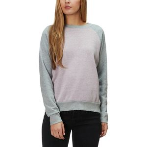 Project Social T Blocked In Sweatshirt - Women's