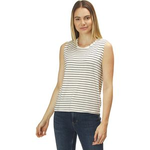 Project Social T Tommie Striped Tank Top - Women's