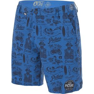 Picture Organic Detroit 19in Board Short - Men's