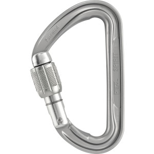 Petzl Spirit 3D Screw-Lock Carabiner