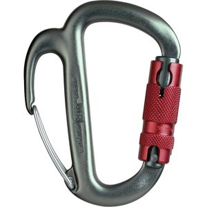 Petzl Freino Carabiner with Friction Spur