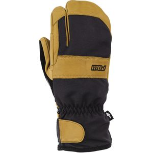 Pow Gloves August Short Trigger Mitten - Men's