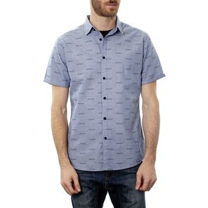 PX Short-Sleeve All Over Print Shirt - Men's
