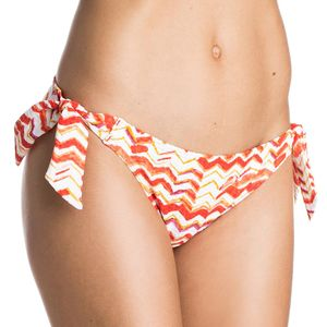 Roxy Sun Sand Salt Knotted 70s Bikini Bottom - Women's