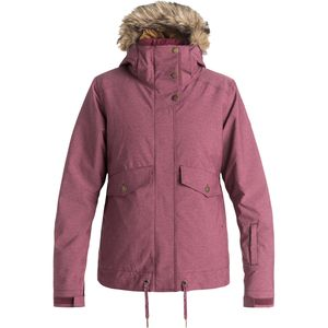 Roxy Grove Hooded Jacket - Women's