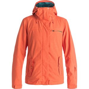 Roxy Jetty 3-In-1 Hooded Jacket - Women's