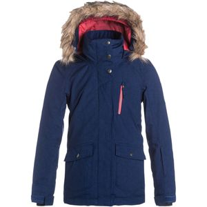 Roxy Tribe Hooded Jacket - Girls'