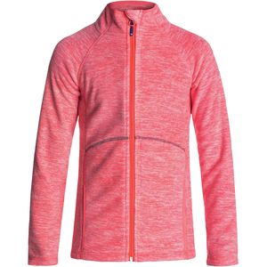 Roxy Harmony Fleece Jacket - Girls'