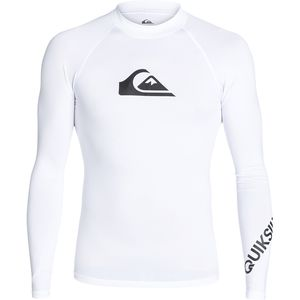 Quiksilver All Time Long-Sleeve Rashguard - Men's