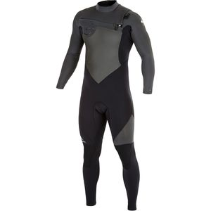 Quiksilver 3/2 Syncro GBS Chest-Zip Full Wetsuit - Men's