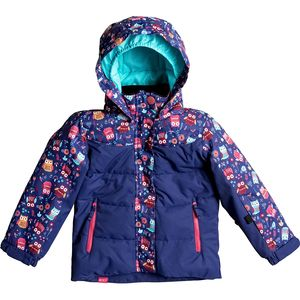 Roxy Anna Hooded Jacket - Toddler Girls'