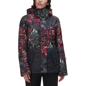 Roxy Jetty Block Hooded Jacket - Women's