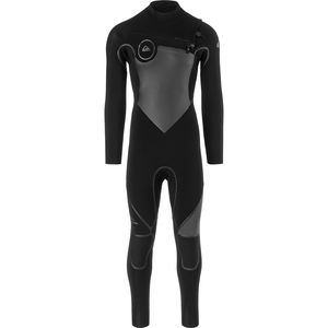 Quiksilver 3/2 Syncro Plus Chest-Zip LFS Wetsuit - Men's
