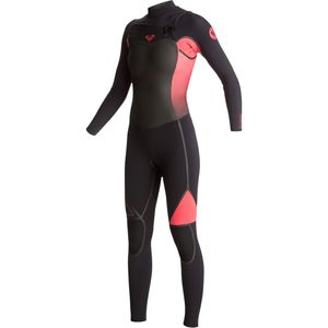 Roxy 3/2 Syncro Plus Chest-Zip LFS Wetsuit - Women's