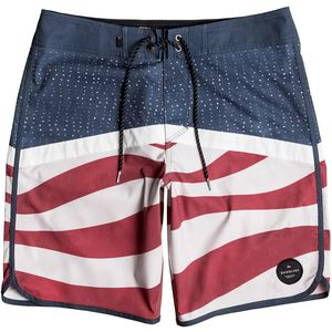 Quiksilver Crypto Scallop 20 Board Short - Men's
