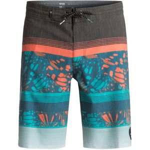 Quiksilver Swell Vision Print Beachshort 20 Board Short - Men's