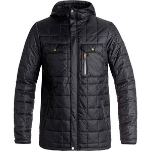 Quiksilver Cruiser Hooded Jacket - Men's