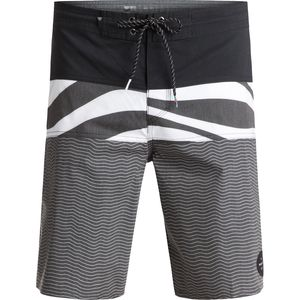 Quiksilver Heatwave Blocked 20 Beachshort - Men's